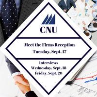 Fall 2019 Meet the Firms Reception