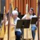 Fredonia Harp Day Grand Finale Ensemble Performance