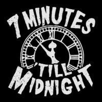 7 Minutes Till Midnight EP Release