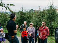 Management Options and Rootstock Varieties for Organic Apple Production (in partnership with NOFA-NY)