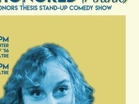 I'm Honored (I Think): A Stand-Up Comedy Show