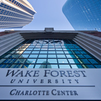 Charlotte Evening MBA Student Orientation